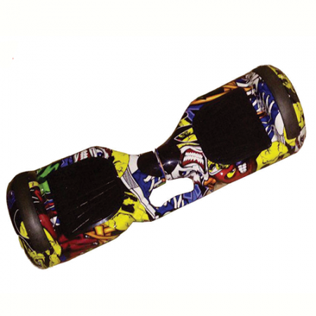 اسکوتر ۶٫۵ اینچ بلوتوث دار اتوبالانس دسته دار